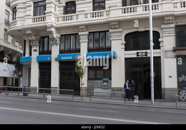 banco sabadell stock photos banco sabadell stock images