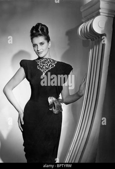 UNKNOWN ACTRESS ACTRESS (1946) - Stock Image