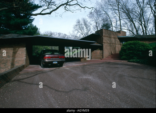 Frank lloyd wright residential architecture building for Palmer house ann arbor