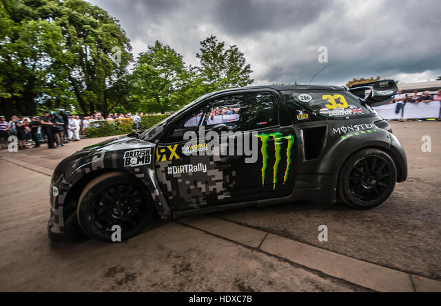 Ken Wilson Ford >> Ford Rally Car Stock Photos & Ford Rally Car Stock Images - Alamy