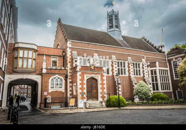 The Honourable Society of Gray's Inn, London, UK - Stock Image