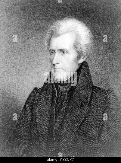 account of the presidency of andrew jackson These traditions tell the story of a close connection to scotland's clan   president jackson agreed with this fact in information he gave to various  biographers.