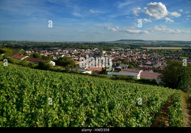Town champagne ay france stock photos town champagne ay for Champagne marne