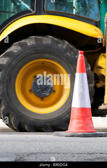 Construction close up - Stock Image