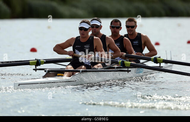 London Olympic Games - Day 3 - Stock Image