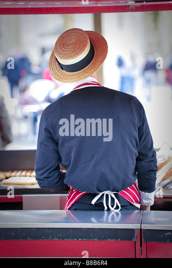 People, Casual, Freshness, Choice, Retail, Banknote, Food And Drink, Small Business, Horizontal, Outdoors, Mid Section, - Stock Image