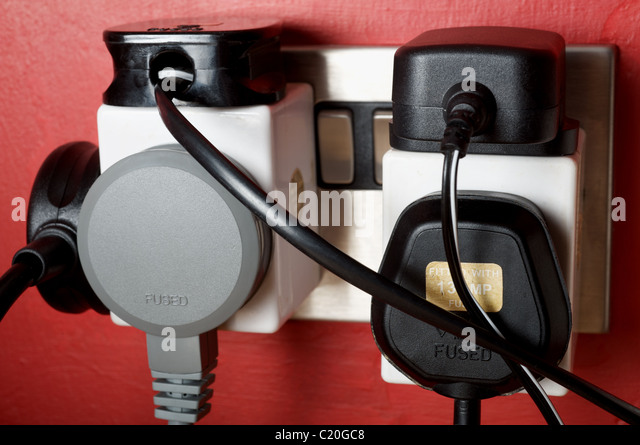 Wiring A Double Plug Socket Uk