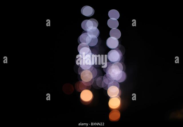Abstract light patterns - Stock-Bilder