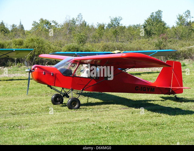 Lil hustler ultralight aviation