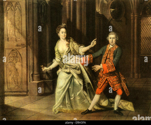 Role reversals lady macbeth and macbeth