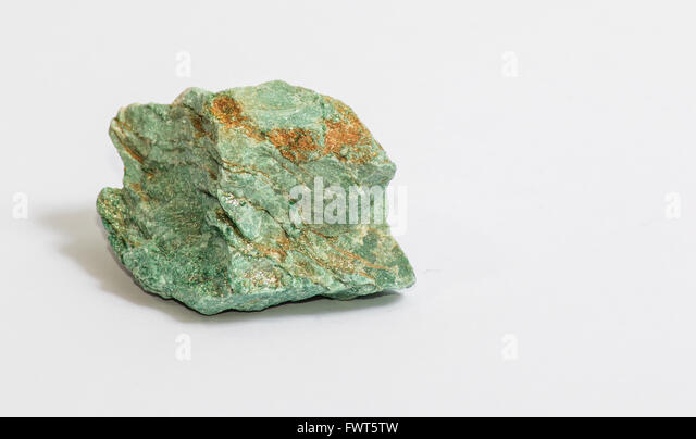 Green Muscovite Mica : Fuchsite stock photos images alamy