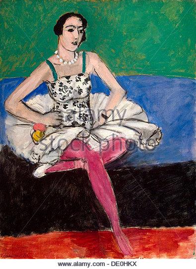 Painting Ballerina Stock Photos & Painting Ballerina Stock ...