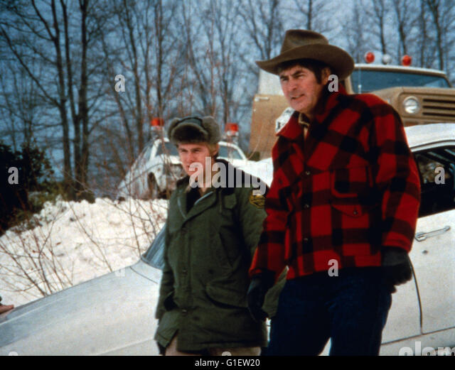 Climb an Angry Mountain, aka: Der Berg kennt keine Gnade, Fernsehfilm, USA 1972, Regie: Leonard Horn, Darsteller: - Stock Image