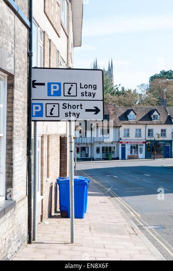 Long Stay Car Park Bury St Edmunds