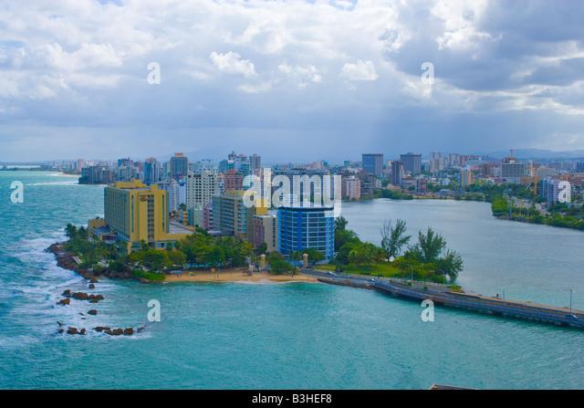 San Juan, Puerto Rico - Stock Image