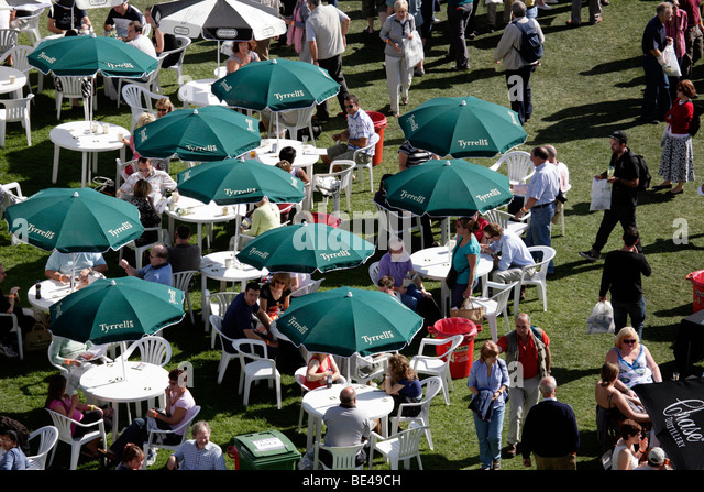 Ludlow Food Festival 2009 - Stock Image
