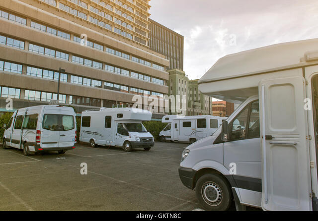 Motorhome New Zealand Stock Photos Motorhome New Zealand