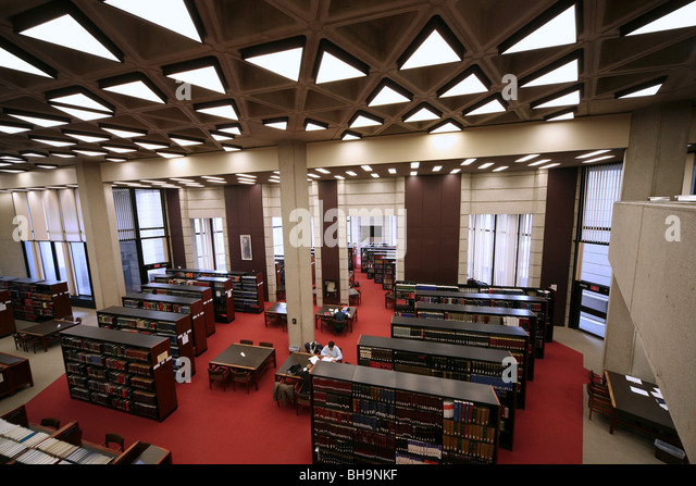 Ryerson Library Book Room
