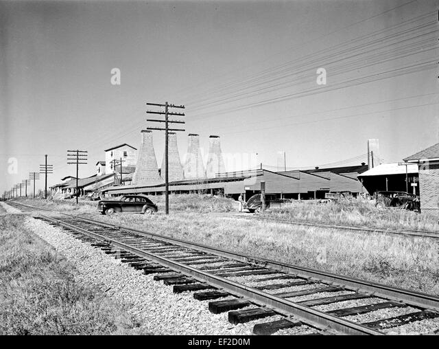 Railroad Crossing Black and White Stock Photos & Images ... Pacific Railway Company