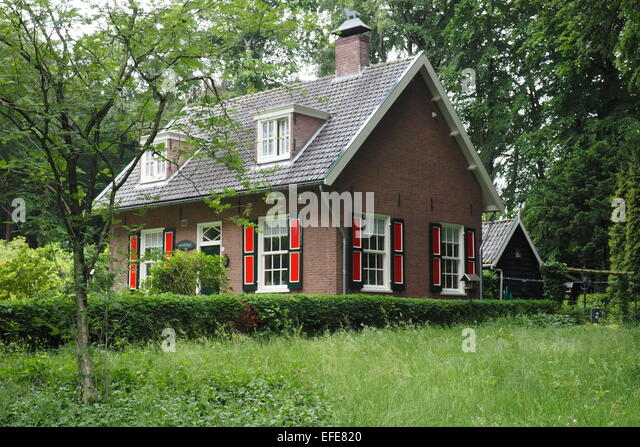 Dutch house stock photos dutch house stock images alamy for Dutch house