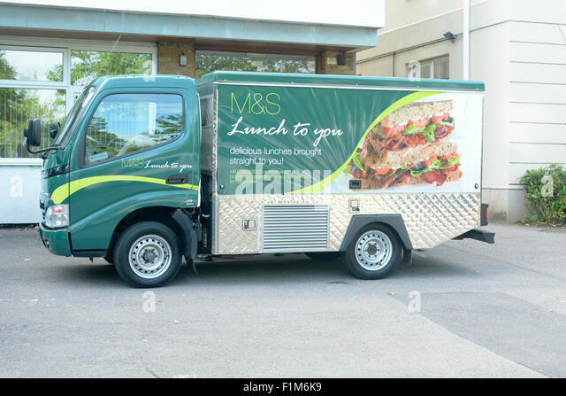 Ice Cream Sandwich Food Truck Vancouver