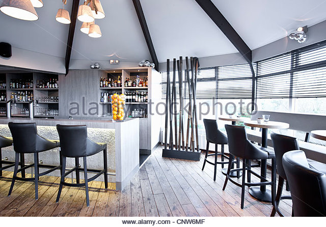 Furniture Shop Interior Stock Photos amp Furniture Shop  : bar and tables in modern restaurant cnw6mf from www.alamy.com size 640 x 446 jpeg 95kB