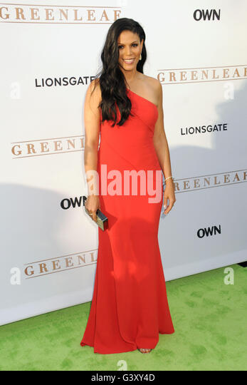 Hollywood, CA, USA. 15th June, 2016. 15 June 2016 - Hollywood, California - Merle Dandridge. OWN Network's ''Greenleaf'' - Stock Image