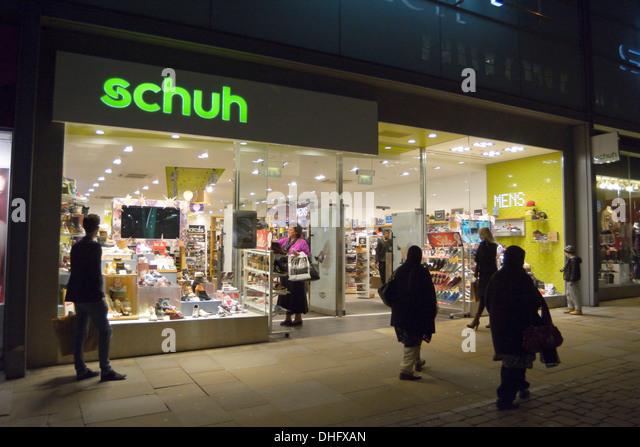 Shoe Shop Salisbury Uk