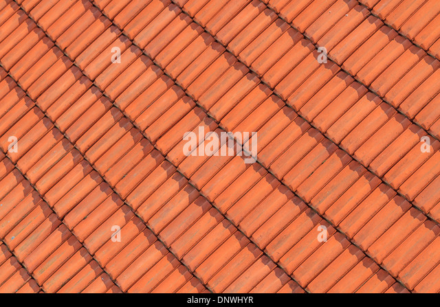 Old roof tile pattern stock photos old roof tile pattern for Roof tile patterns