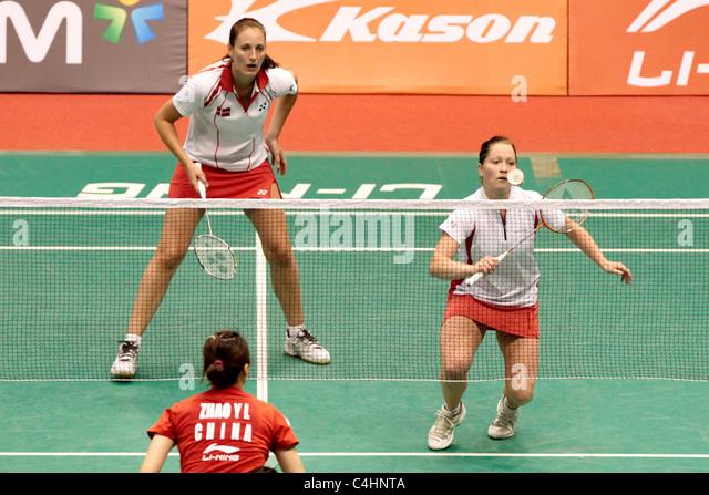 Badminton - Line Damkjær Kruse (Denemarken)