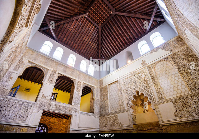 The Cordoba Synagogue in Cordoba, Spain. - Stock Image