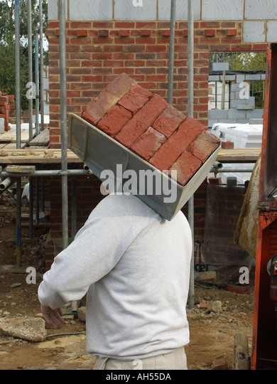 Hod Carrier Stock Photos Amp Hod Carrier Stock Images Alamy