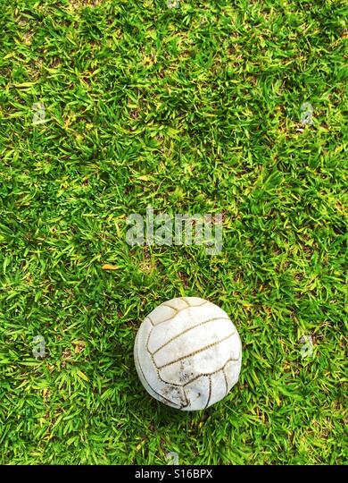 Soccer ball. - Stock-Bilder