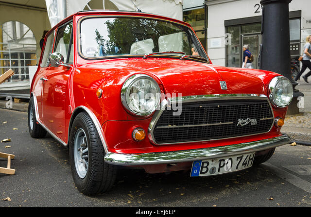 old mini cooper stock photos old mini cooper stock images alamy. Black Bedroom Furniture Sets. Home Design Ideas
