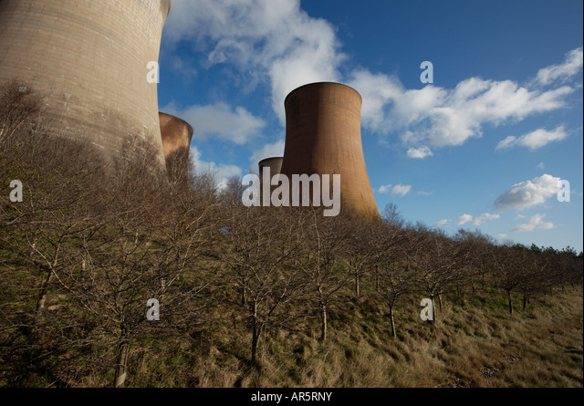 Rugeley Power Station Stock Photos & Rugeley Power Station ...
