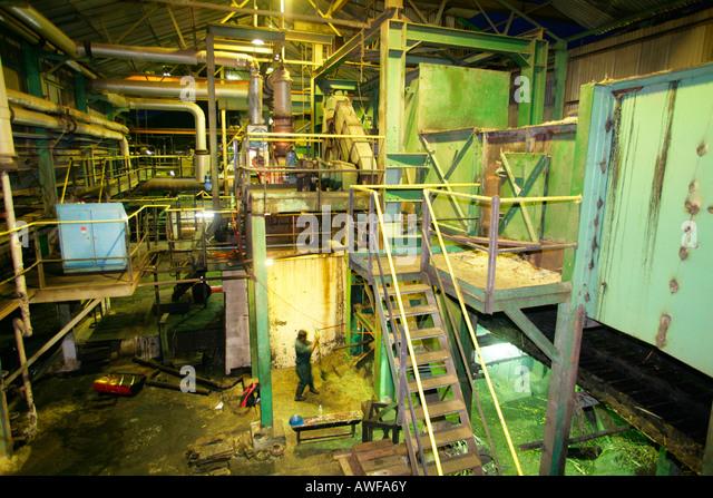 Sugar Cane Machines Stock Photos & Sugar Cane Machines ...