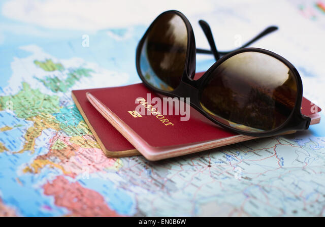 plan your travel - Stock-Bilder