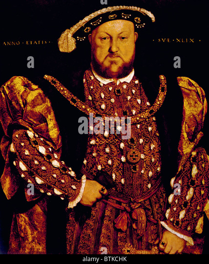Henry VIII the King of England and Ireland Essay