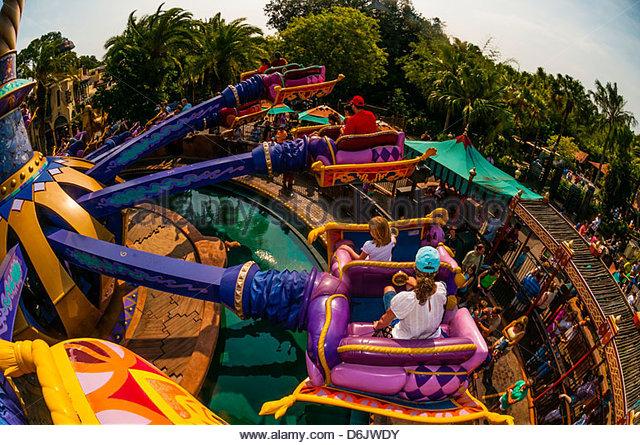 The kingdom of aladdin stock photos the kingdom of for Aladdin carpet ride magic kingdom