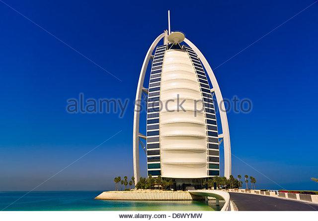 Arabian peninsula bridge stock photos arabian peninsula for Burj al mamlakah