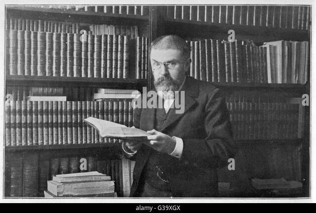 henri poincare a french mathematician Henri poincaré a life in the  henri's mother, born eugénie launois,  of fuchs, the french mathematician reacted some.