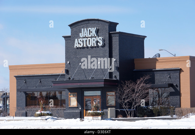 Restaurant Jack Astor West Island