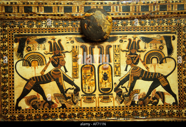 Ancient egyptian tomb stock photos ancient egyptian tomb for Ancient egyptian tomb decoration