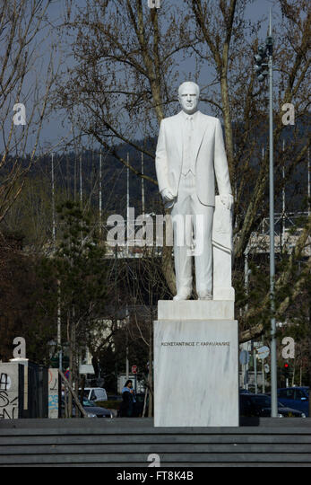 constantine karamanlis the greece of karamanlis essay Konstantinos alexandrou karamanlis ( greek : κωνσταντίνος αλεξάνδρου καραμανλής born 14 september 1956), commonly known as kostas karamanlis ( greek : κώστας καραμανλής , pronounced ), is a greek politician who served as prime minister of greece from 2004 to 2009.