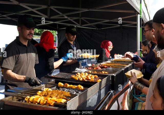 Bethnal Green Food Festival