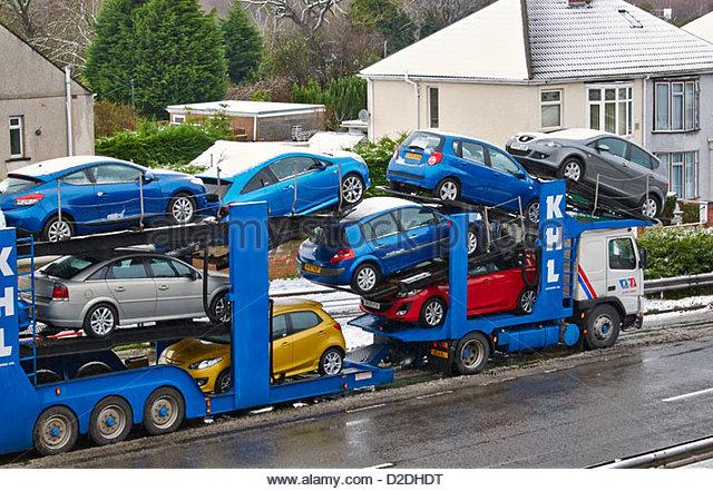 Car Transporter Hire South London