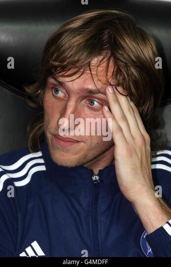 Soccer - UEFA Champions League - Group H - AC Milan v BATE Borisov - Giuseppe Meazza - Stock Image