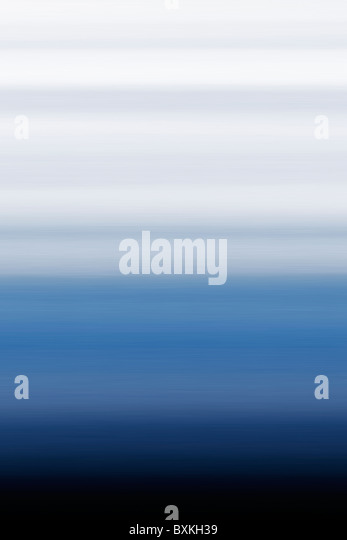 Abstract colour, color - Blue - White - Black - Stock-Bilder