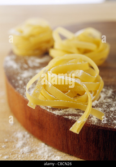 how to make tagliatelle nests