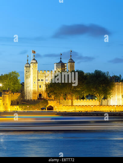 Tower of London - Stock Image